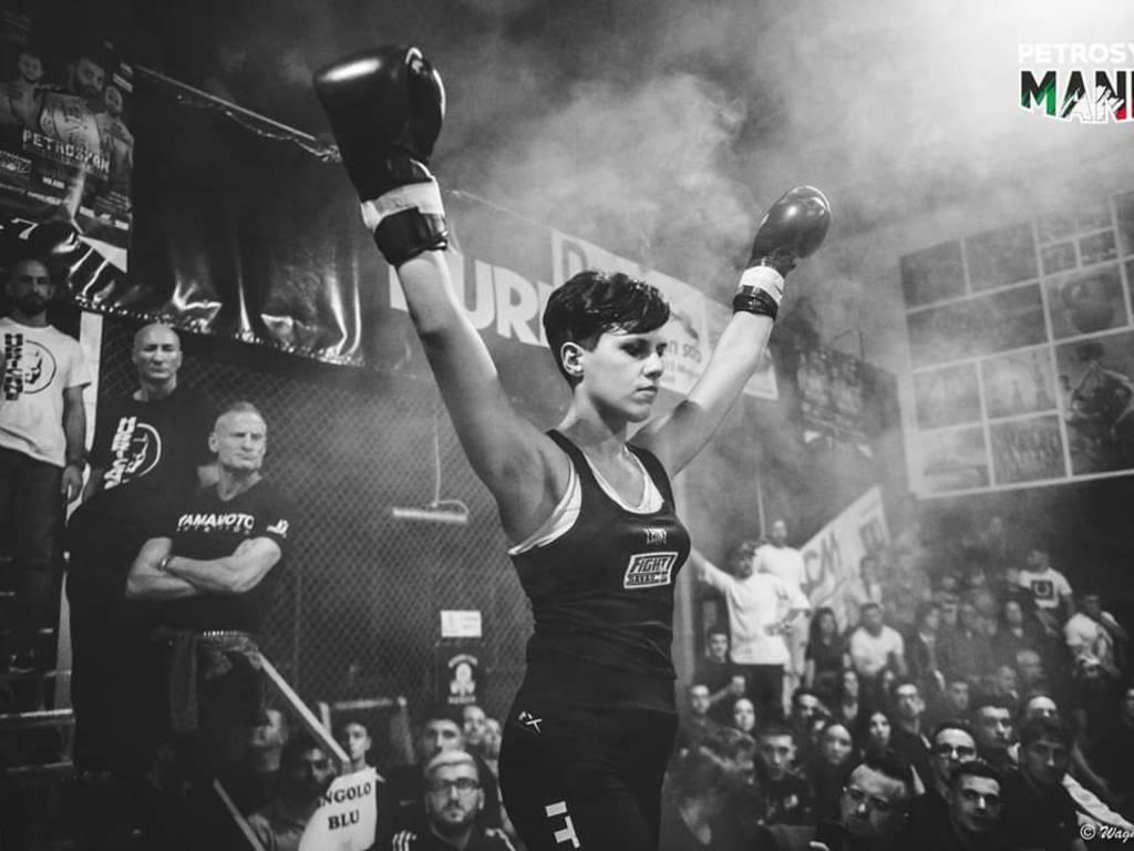 Savate: Chiara Vincis campionessa del mondo