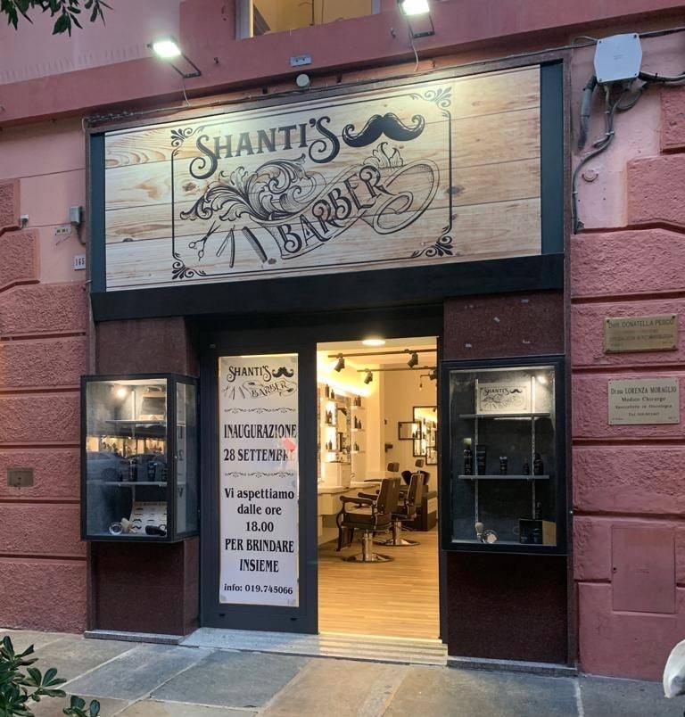Shanti's Barber Savona