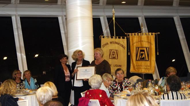 Zonta club Alassio-Albenga e Finale Ligure onorano i 100 anni di Zonta International