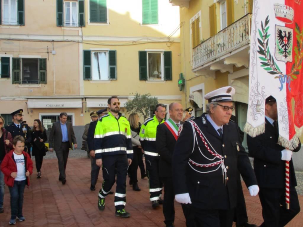 4 novembre, Laigueglia, forze armate, unità nazionale
