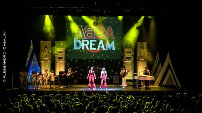ABBADream tribute show