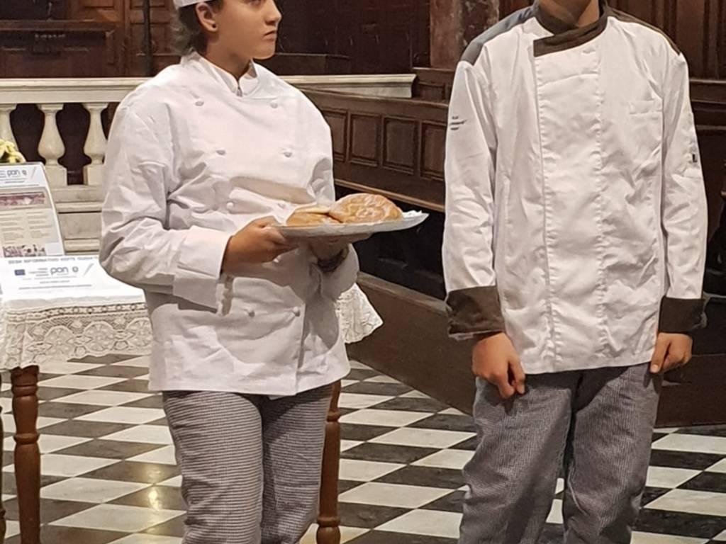 """Alassio, scuola e parrocchia promuovono le """"Gallette di Santa Caterina"""""""