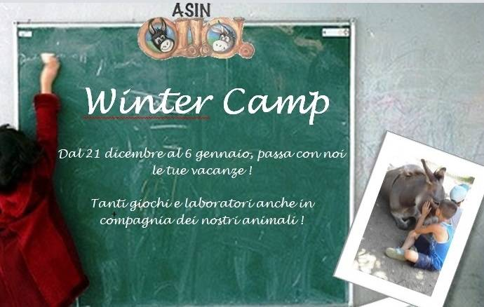 Asinolla winter camp, Natale