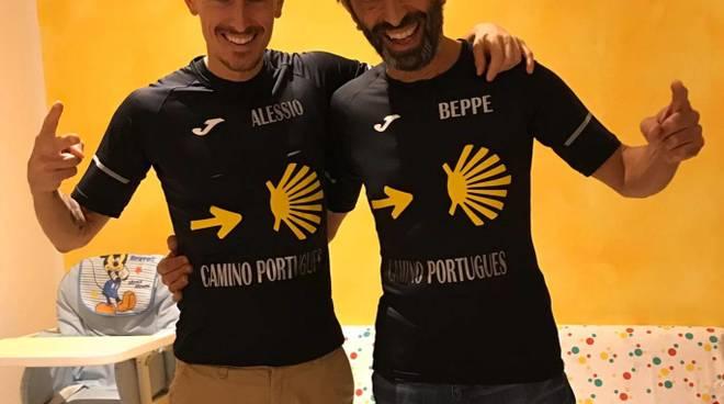 Beppe Squillace e Alessio Bozano,