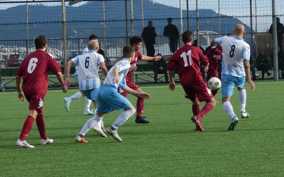 Calcio, Prima Categoria: Riese vs Pro Pontedecimo