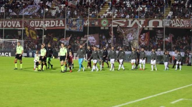 Calcio, Serie B: Salernitana vs Virtus Entella