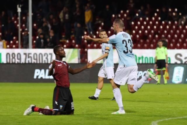 Calcio, Serie B: Salernitana vs Virtus Entella