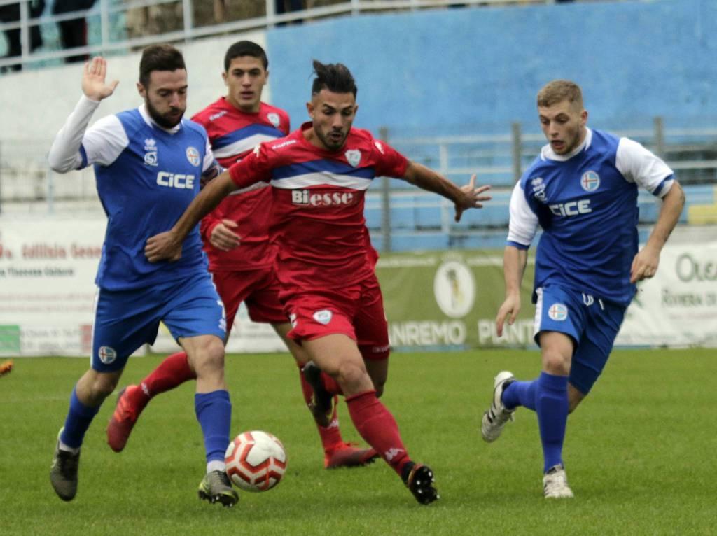 Calcio, Serie D: Sanremese vs Ligorna
