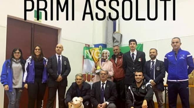 1° trofeo città di Albenga di Karate