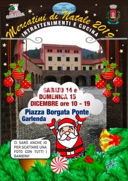 Mercatini di Natale a Garlenda