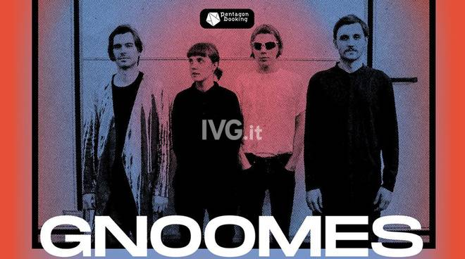 Gnoomes - Kraut Kosmic Pop live from Russia
