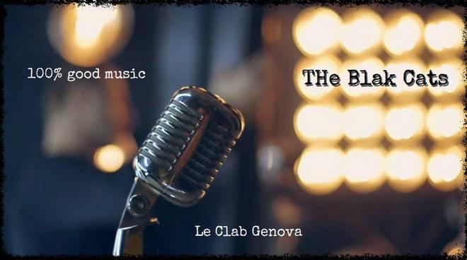 Le Clab LiveMusic con The Black Cats