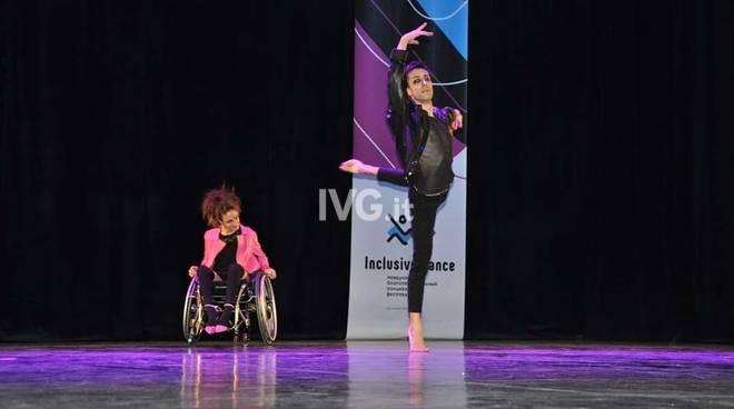 Inclusive dance festival, Mosca