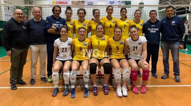 Volley Team Finale - le partite del primo weekend di novembre