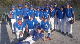 Baseball: vittoria della squadra mista con giocatori della Riviera Finale alla \'Cavigal\'s Cup\' di Nizza.