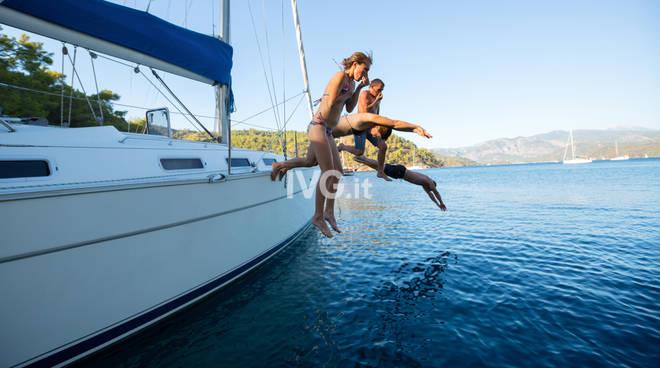 Turismo nautico: l'alternativa di vacanza per tutte le tasche ed età!