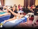 La savonese Monya Di Lallo ai campionati internazionali del massaggio