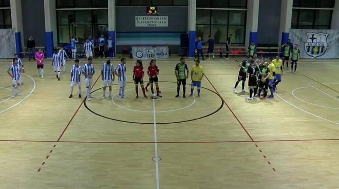 Varazze ancora terra di conquista: la Sandro Abate Avellino batte la CDM Futsal Genova 4 a 1 - IVG.it