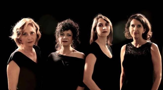 Cleantha ensemble femminile voci e percussioni