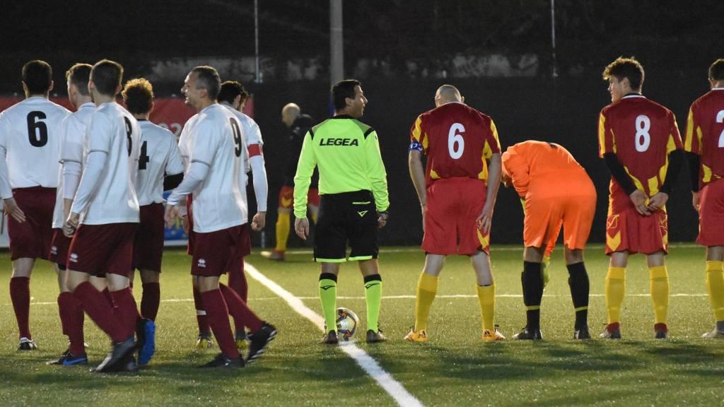 Coppa Liguria di Seconda Categoria: Oneglia vs Calizzano