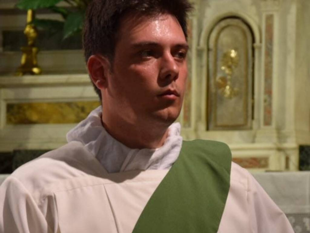 Dario Ottonello, sacerdote pietrese