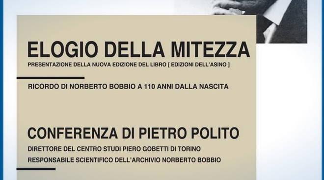 """L'""""Elogio della mitezza"""" nella conferenza di Pietro Polito a Varazze - IVG.it"""