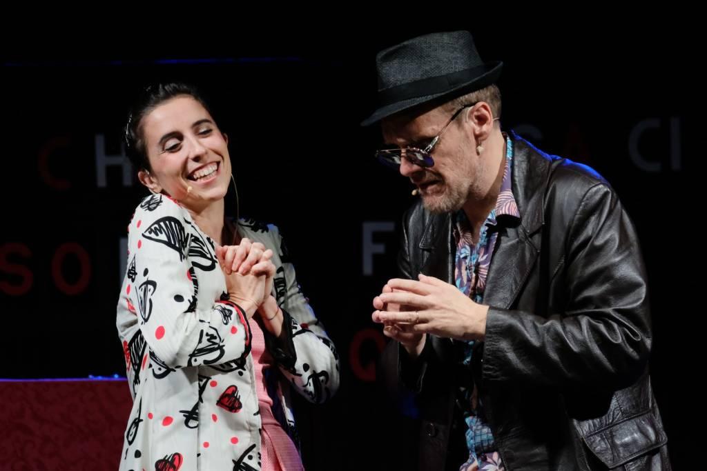 Festival teatrale di Borgio Verezzi, premio Fondazione De Mari, Marta Zito