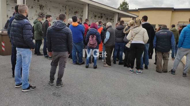 Funerali Fabio Vacca Savona