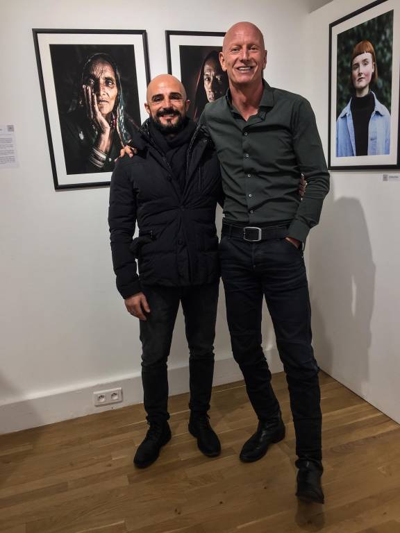 Gabriele Pedemonte, mostra a Parigi