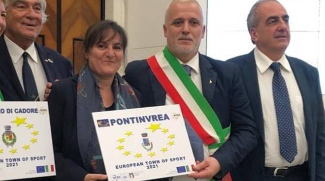 Pontinvrea European Town of Sport 2021