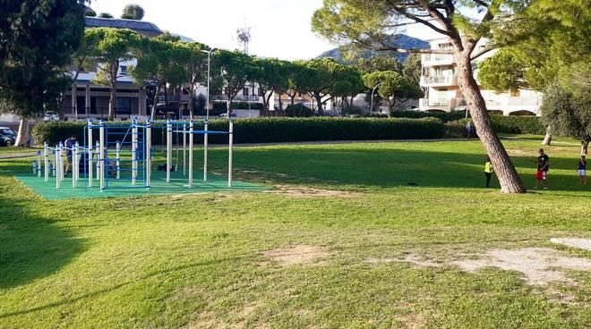 Parco Don Leone Grossi Loano