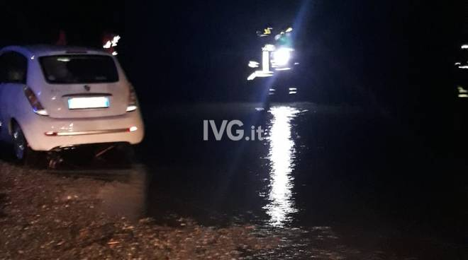 Auto Bloccata Guado Albisola