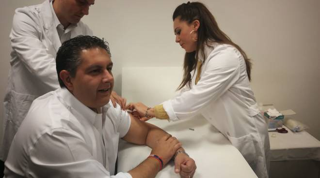 Vaccino Antinfluenzale Toti