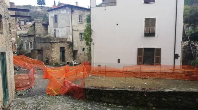 Lavori Piazza Castelvecchio