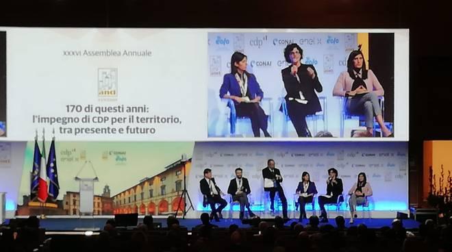 Caprioglio Arezzo Anci 2019
