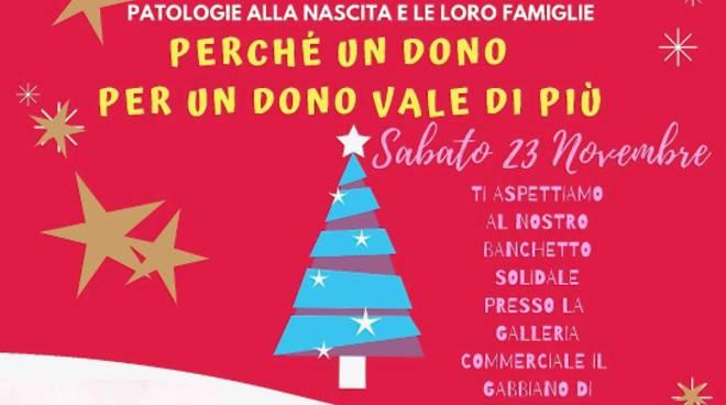 Banchetto solidale Savona