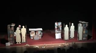 Teatro Ragazzi Gassman Fu Mattia Pascal