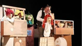 Teatro Ragazzi Gassman Erba Matta Peter Pan