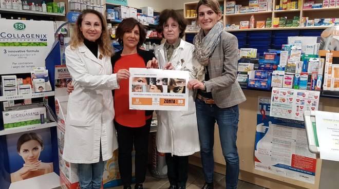 Giornata contro violenza donne Albenga