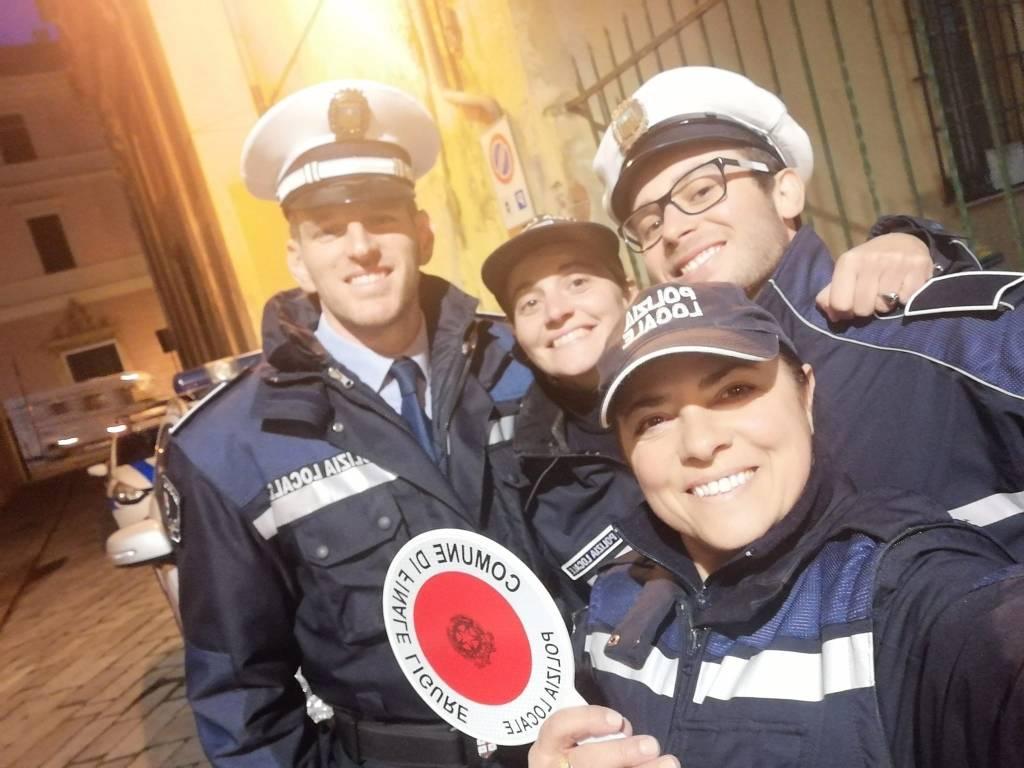giornata vittime della strada polizia locale albenga finale Loano riviera ponente