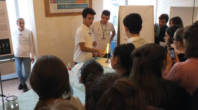 Giovani per la scienza, Savona, 2019