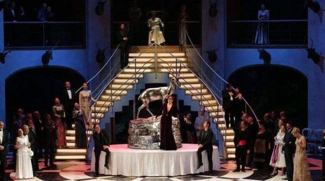 """""""Il pipistrello"""" Compagnia Corrado Abbati Teatro Chiabrera Savona"""