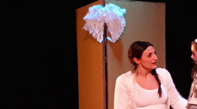 """""""Il segreto di Lucia"""" spettacolo Teatro Prova Savona"""