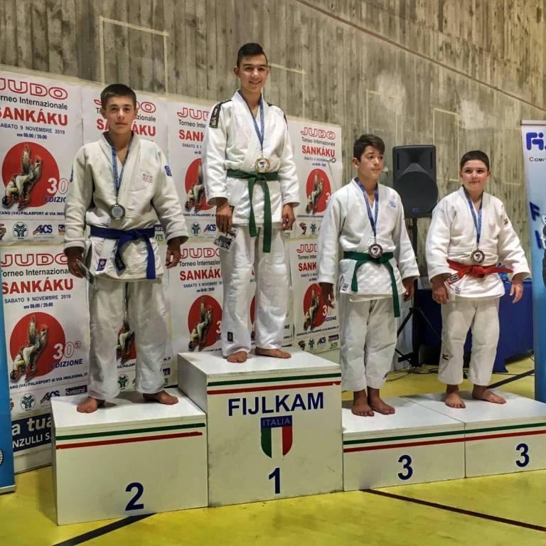 judo sankaku