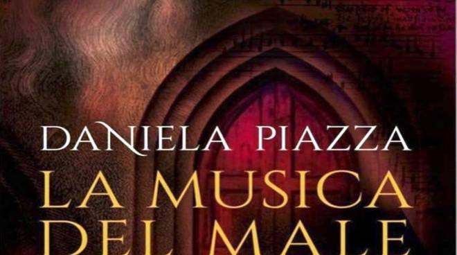 """""""La musica del male"""" libro Daniela Piazza"""