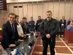 Le Autorità rendono omaggio a Davide Cassol, eroe dell'A6