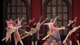 """""""Lo Schiaccianoci"""" Balletto di Milano Teatro Chiabrera Savona"""