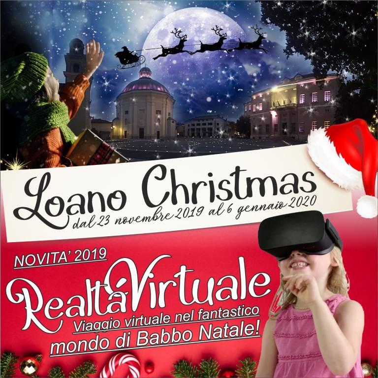 """Loano Christmas"" Mercatino di Natale 2019"
