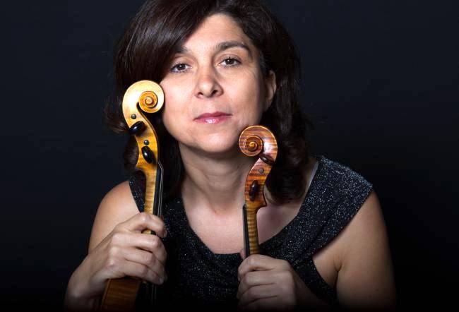 Manuela Matis violinista