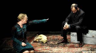 """Medea"" spettacolo teatrale Areté Ensemble Savona"